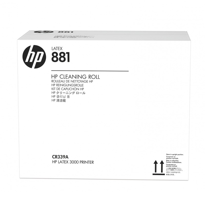 Kit de nettoyage HP Latex